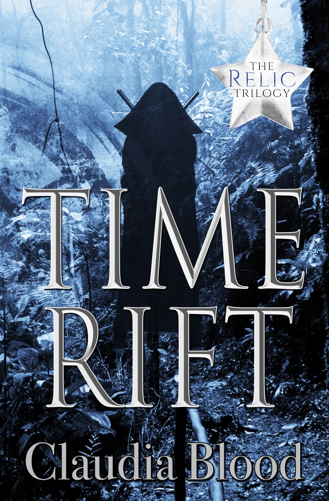 Cover for Time Rift